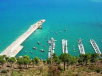 dal Belvedere il porto - 6 settembre 2007  - Castellammare del golfo (584 clic)