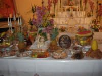 Gli altari di San Giuseppe - 18 marzo 2009    - Balestrate (3820 clic)
