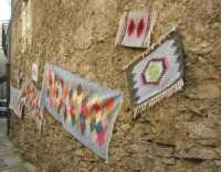 Tappeti dell'artigianato locale - 22 maggio 2009  - Erice (2481 clic)