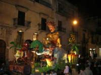 Carnevale 2008 - Sfilata Carri Allegorici lungo il Corso VI Aprile - 2 febbraio 2008   - Alcamo (946 clic)