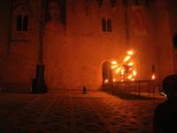 Festeggiamenti Maria SS. dei Miracoli - La Festa del Paradiso - L'Assalto al Castello - Piazza Castello - 20 giugno 2008   - Alcamo (611 clic)