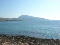 Golfo di Bonagia e Monte Erice - 27 aprile 2008  - Cornino (845 clic)