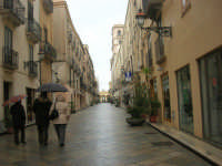Via Torrearsa - 8 febbraio 2009  - Trapani (3400 clic)