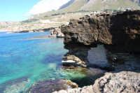 Golfo del Cofano: mare stupendo - 24 febbraio 2008  - San vito lo capo (607 clic)