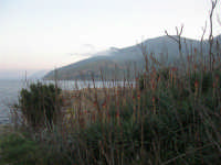 panorama dalla tonnara - 24 febbraio 2008   - San vito lo capo (522 clic)