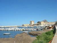 la torre, la tonnara, il porto - 6 settembre 2007  - Bonagia (1022 clic)