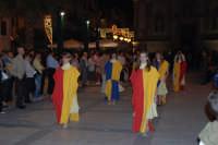 Festeggiamenti Maria SS. dei Miracoli - Il Corteo dei Conti di Modica in Piazza Ciullo - 20 giugno 2008   - Alcamo (623 clic)