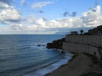 Cala Petrolo e golfo di Castellammare - 10 dicembre 2009  - Castellammare del golfo (1542 clic)