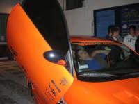 Piazzetta Vespri - raduno di auto . . . particolari - 3 maggio 2009   - Alcamo (2736 clic)