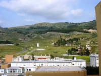 le pendici del Monte Erice dall'Ospedale S. Antonio Abate - 27 aprile 2007  - Erice (1436 clic)