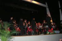 Il Concerto di Capodanno - Complesso Bandistico Città di Alcamo - Direttore: Giuseppe Testa - Teatro Cielo d'Alcamo - 1 gennaio 2009  - Alcamo (2680 clic)