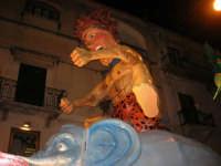 Carnevale 2008 - Sfilata Carri Allegorici lungo il Corso VI Aprile - 2 febbraio 2008   - Alcamo (663 clic)