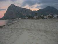 la spiaggiall'imbrunire - 27 gennaio 2008  - San vito lo capo (602 clic)