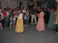 2° Corteo Storico di Santa Rita - Rita bambina - Rita giovinetta - Gli anziani genitori - 17 maggio 2008   - Castellammare del golfo (580 clic)