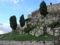 Chiesa ed Eremo S. Pellegrino - 9 novembre 2008  - Caltabellotta (1960 clic)