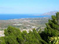 sul monte Bonifato: panorama del golfo di Castellammare - 8 dicembre 2006   - Alcamo (1284 clic)