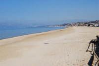 Spiaggia Plaja: mare calmo - 25 febbraio 2008  - Castellammare del golfo (645 clic)