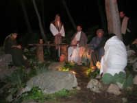Parco Urbano della Misericordia - LA BIBBIA NEL PARCO - Quadri viventi: 9. La lavanda dei piedi - 5 gennaio 2009   - Valderice (3847 clic)