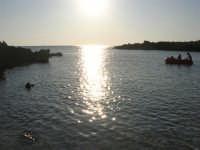 Macari - l'Isulidda: scogli sole e mare - 30 agosto 2008   - San vito lo capo (507 clic)