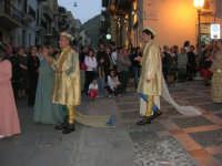 2° Corteo Storico di Santa Rita - Gli anziani genitori - Rita sposa - 17 maggio 2008   - Castellammare del golfo (725 clic)