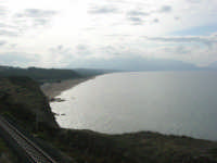 spiaggia di ponente e golfo di Castellammare - 5 ottobre 2008  - 26 ottobre 2008   - Balestrate (1285 clic)