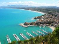panorama dal Belvedere - 6 settembre 2007  - Castellammare del golfo (573 clic)