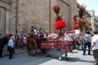 sfilata carretti siciliani - corso 6 Aprile - 18 maggio 2008  - Alcamo (867 clic)