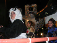 Carnevale 2009 - Sfilata carri allegorici - 24 febbraio 2009   - Balestrate (3464 clic)