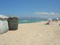 zona Canalotto - domenica in spiaggia - 20 luglio 2008   - Alcamo marina (859 clic)