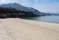 Spiaggia Plaja: mare calmo - 25 febbraio 2008  - Castellammare del golfo (584 clic)