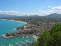 panorama dal Belvedere - 6 settembre 2007  - Castellammare del golfo (595 clic)