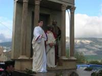Processione della Via Crucis con gruppi statuari viventi - 5 aprile 2009   - Buseto palizzolo (1615 clic)