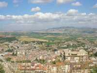 panorama dall'alto - 28 giugno 2009   - Salemi (2195 clic)