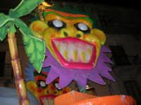 Carnevale 2008 - Sfilata Carri Allegorici lungo il Corso VI Aprile - 2 febbraio 2008   - Alcamo (777 clic)
