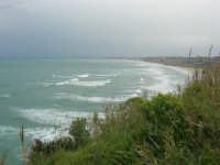 Golfo di Castellammare: quando il mare è in burrasca - 22 marzo 2009  - Castellammare del golfo (1463 clic)
