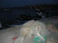 reti sul molo - 1 aprile 2007  - Castellammare del golfo (771 clic)