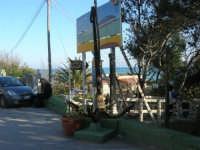 ingresso al Lido Zabbara - 6 aprile 2008   - Marinella di selinunte (5480 clic)