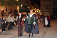 Festeggiamenti Maria SS. dei Miracoli - Il Corteo dei Conti di Modica in Piazza Ciullo - 20 giugno 2008   - Alcamo (620 clic)