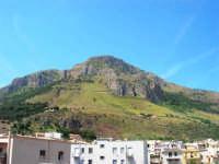 Il Monte Inici abbraccia il paese - 14 giugno 2008  - Castellammare del golfo (526 clic)
