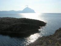 Macari - l'Isulidda e monte Cofano - 12 ottobre 2008   - San vito lo capo (501 clic)