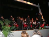 Il Concerto di Capodanno - Complesso Bandistico Città di Alcamo - Direttore: Giuseppe Testa - Teatro Cielo d'Alcamo - 1 gennaio 2009  - Alcamo (3059 clic)