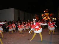 Carnevale 2009 - XVIII Edizione Sfilata di carri allegorici - 22 febbraio 2009   - Valderice (2897 clic)