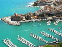 panorama dal Belvedere - 6 settembre 2007  - Castellammare del golfo (642 clic)