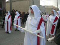 Processione della Via Crucis con gruppi statuari viventi - 5 aprile 2009   - Buseto palizzolo (1648 clic)