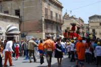 sfilata carretti siciliani - corso 6 Aprile - 18 maggio 2008  - Alcamo (604 clic)