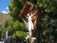 il Cristo del Belvedere - 6 settembre 2007  - Castellammare del golfo (1129 clic)