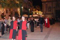 Festeggiamenti Maria SS. dei Miracoli - Il Corteo dei Conti di Modica in Piazza Ciullo - 20 giugno 2008   - Alcamo (699 clic)