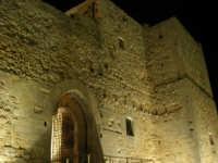 Castello arabo normanno - particolare - 2 gennaio 2009   - Salemi (2356 clic)