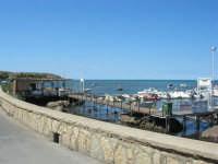 il porto - 6 settembre 2007  - Bonagia (1001 clic)