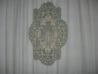 Cene di San Giuseppe - mostra di manufatti - pizzi e ricami - 15 marzo 2009  - Salemi (2332 clic)